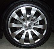 Alloy Wheel Cleaner - Acid Based 5L